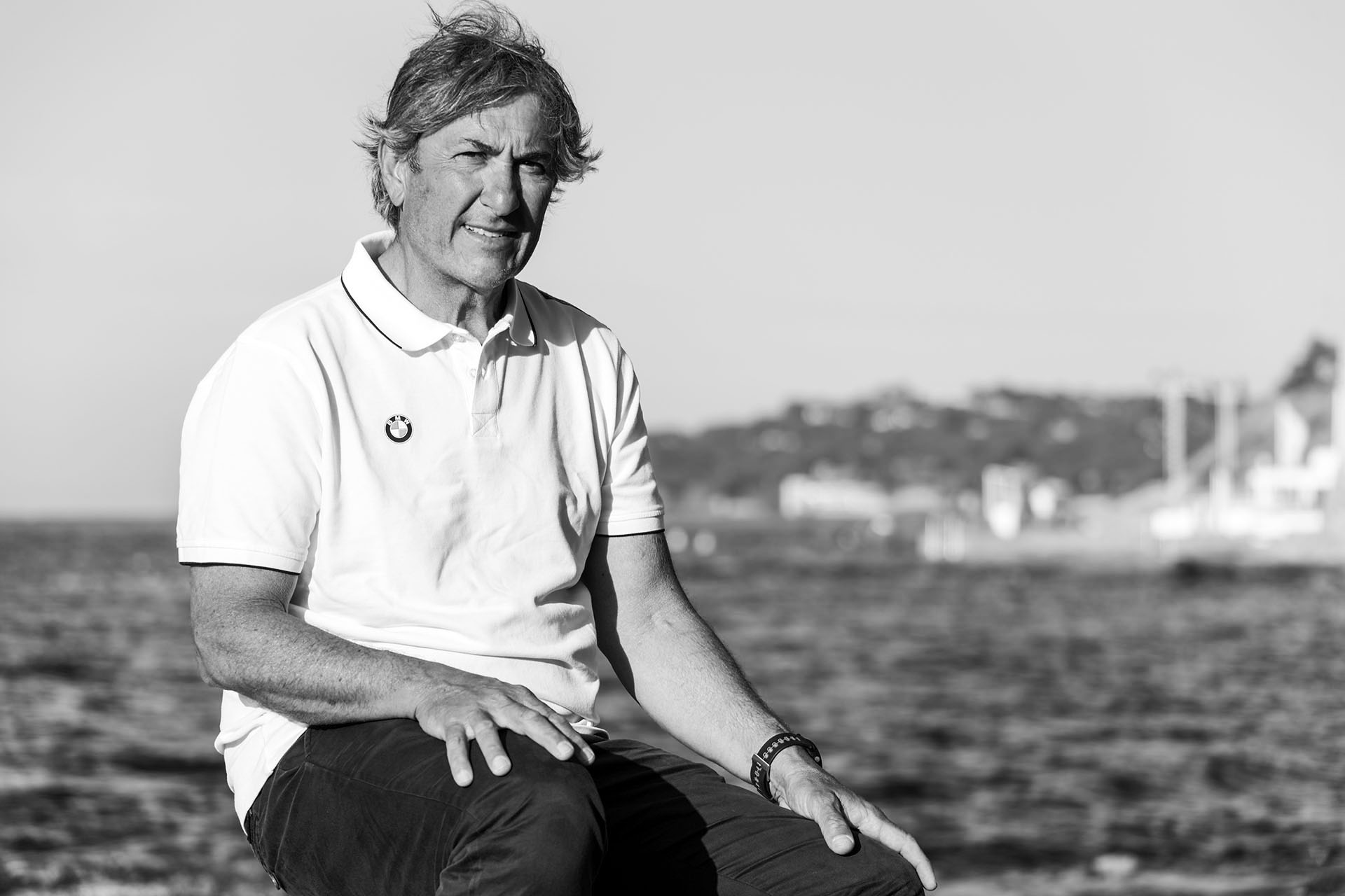 Roberto Ferrarese - skipper- Jeroboam Bmw Sail Racing Academy - Photo: © Andrea Pisapia / Spazio Orti 14