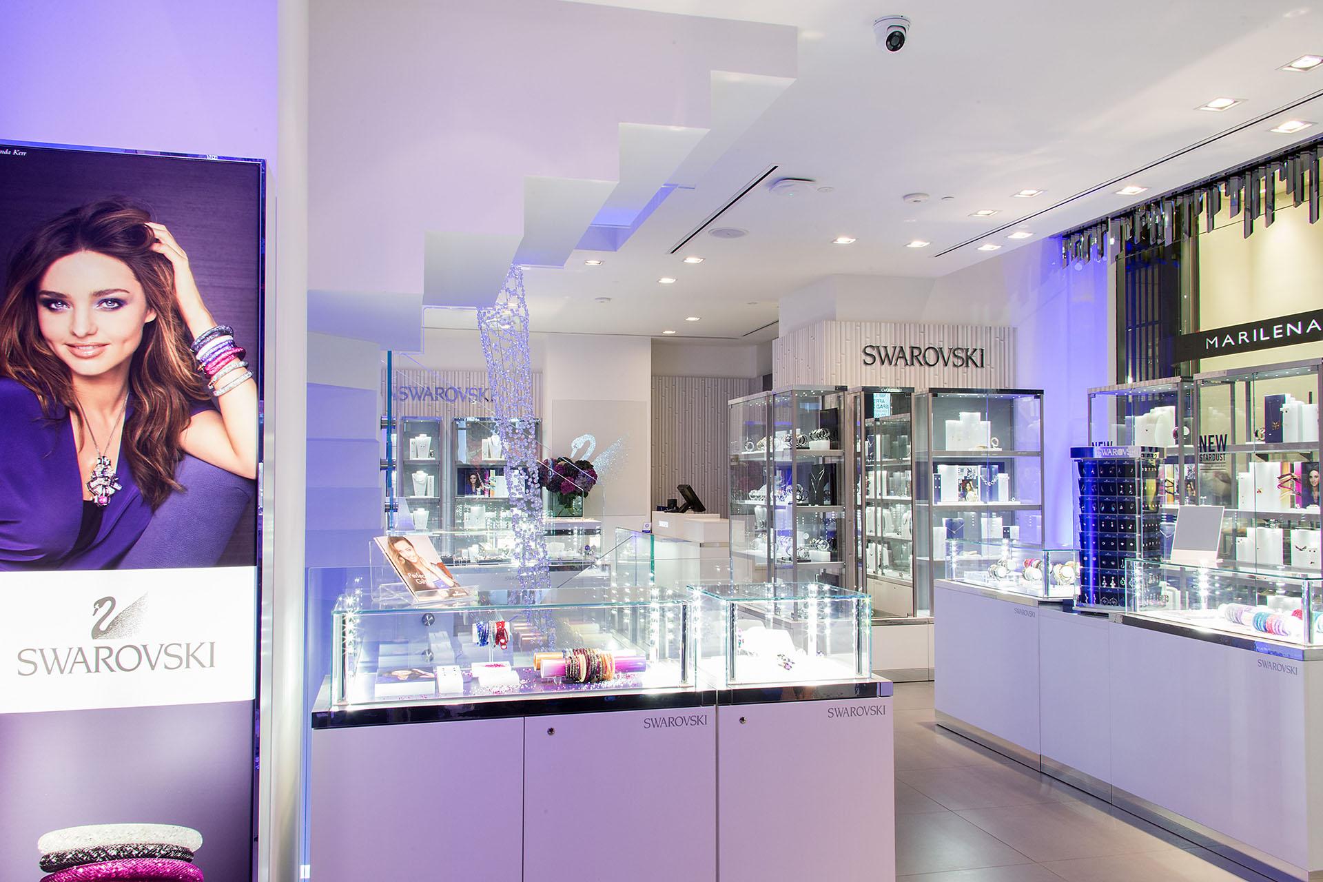 Swarovski Flagship Store - Photo: © Andrea Pisapia / Spazio Orti 14