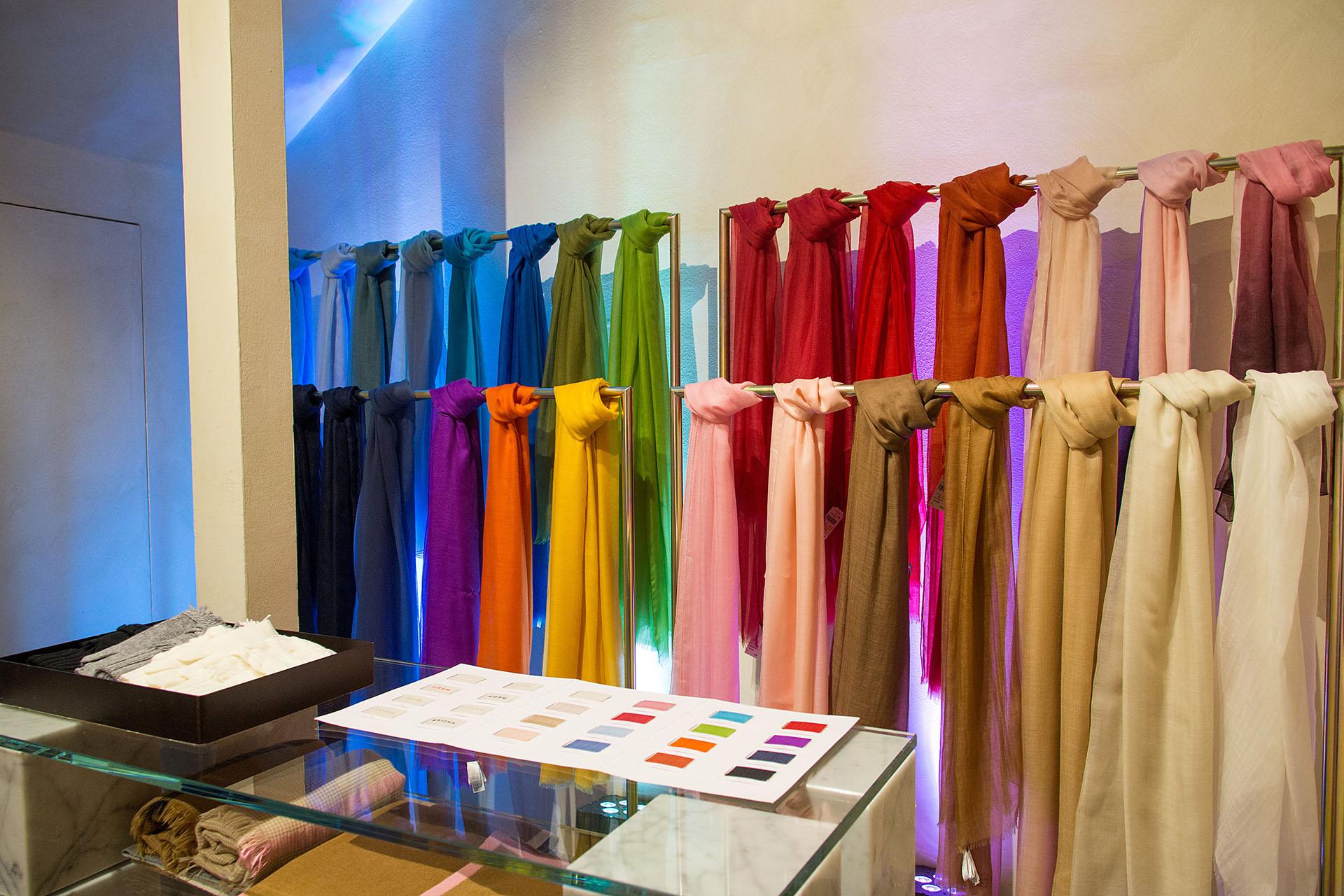 Inaugurazione Boutique Agnona