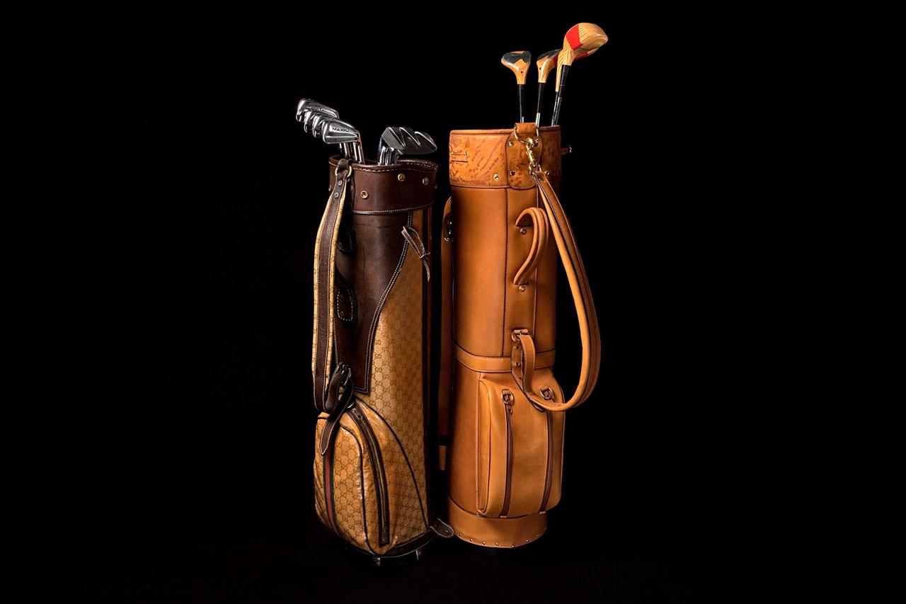 Still Life Golf GUCCI - Photo: © Andrea Pisapia / Spazio Orti 14