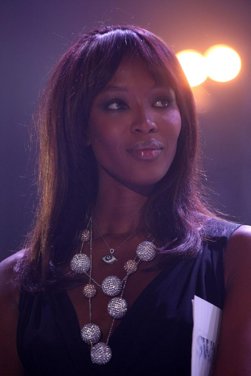 Eventi Swarovski Naomi Campbell - Photo: © Andrea Pisapia / Spazio Orti 14