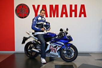 Marco Materazzi per Yamaha - Photo: © Andrea Pisapia / Spazio Orti 14
