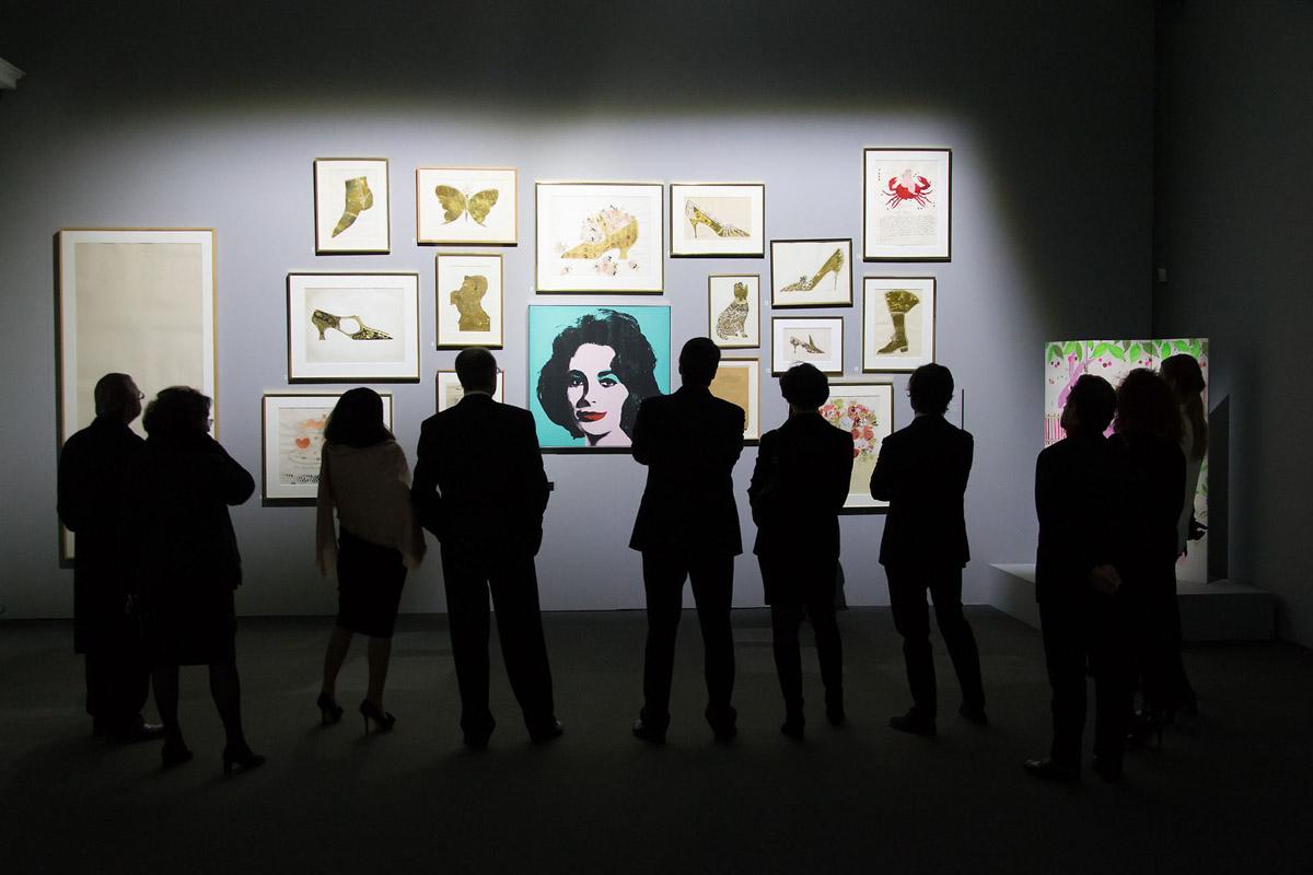Eventi Dom Perignon Andy Warhol - Photo: © Andrea Pisapia / Spazio Orti 14