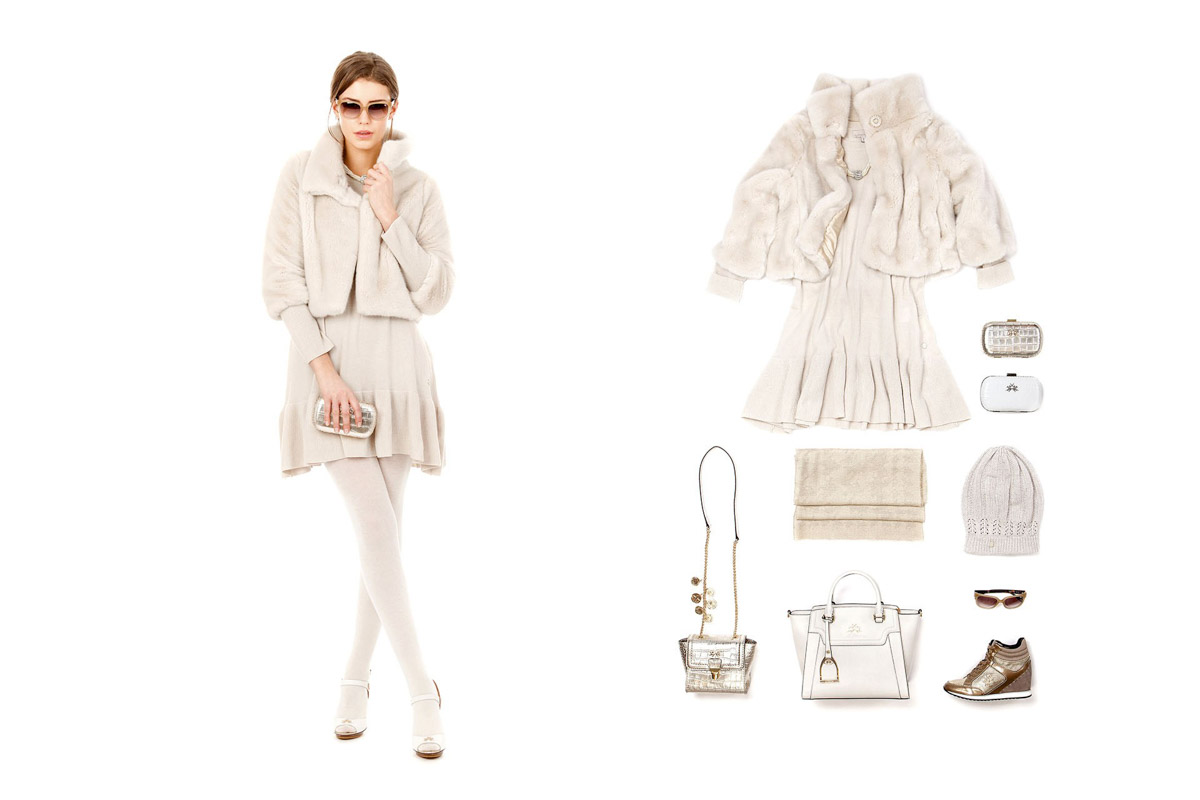 Moda La Martina Total Look white - Photo: © Andrea Pisapia / Spazio Orti 14