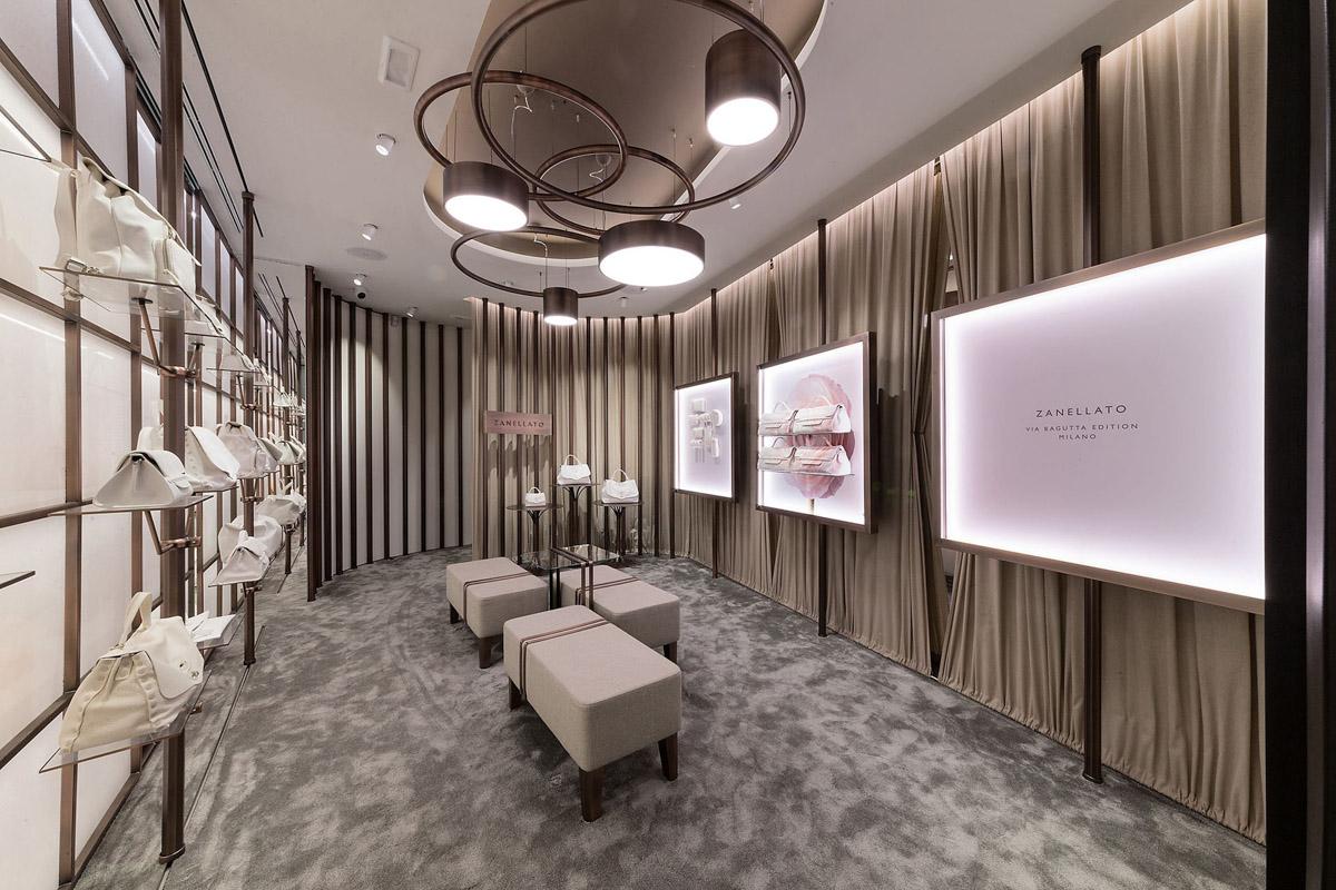 Architettura Zanellato Boutique - Photo: © Andrea Pisapia / Spazio Orti 14