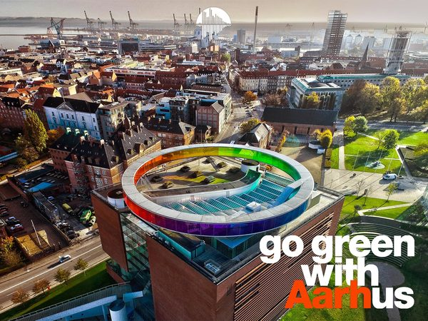 Go Green With Aarhus Talk: Camilla Fabricius – Egne forbrugsvaner under lup