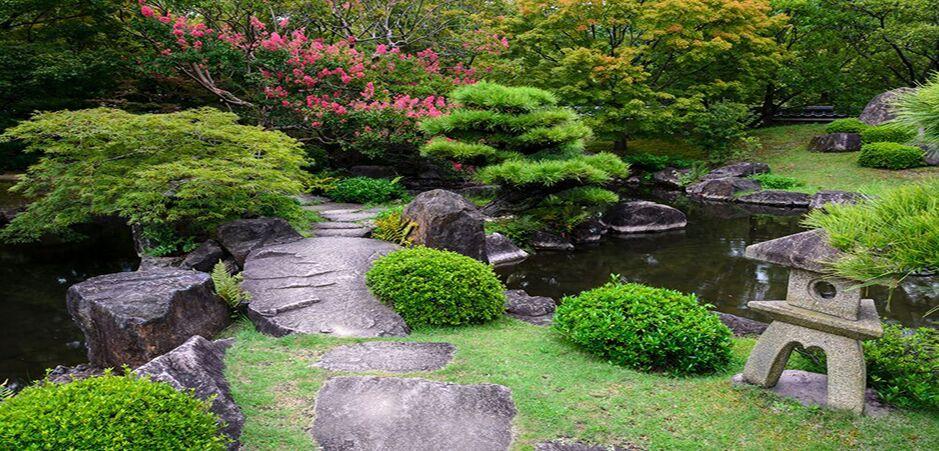 composer un jardin zen a la japonaise