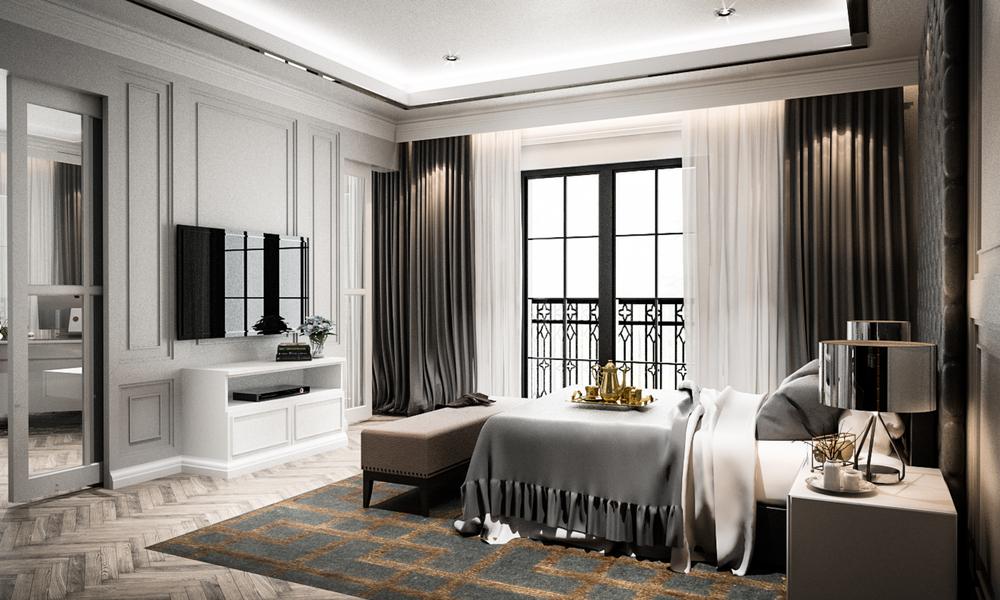Beautiful bedroom design ideas   HomeByMe on Beautiful Room Decoration  id=79898