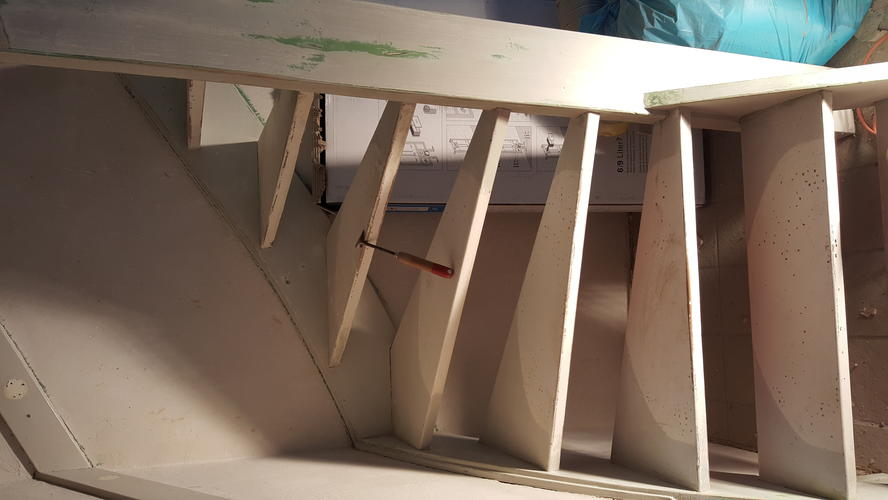 Huis inspiratie wat kost een trap bekleden met laminaat