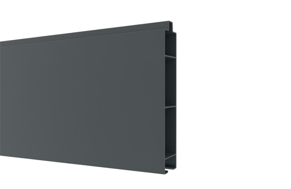 palissade composite aluminium