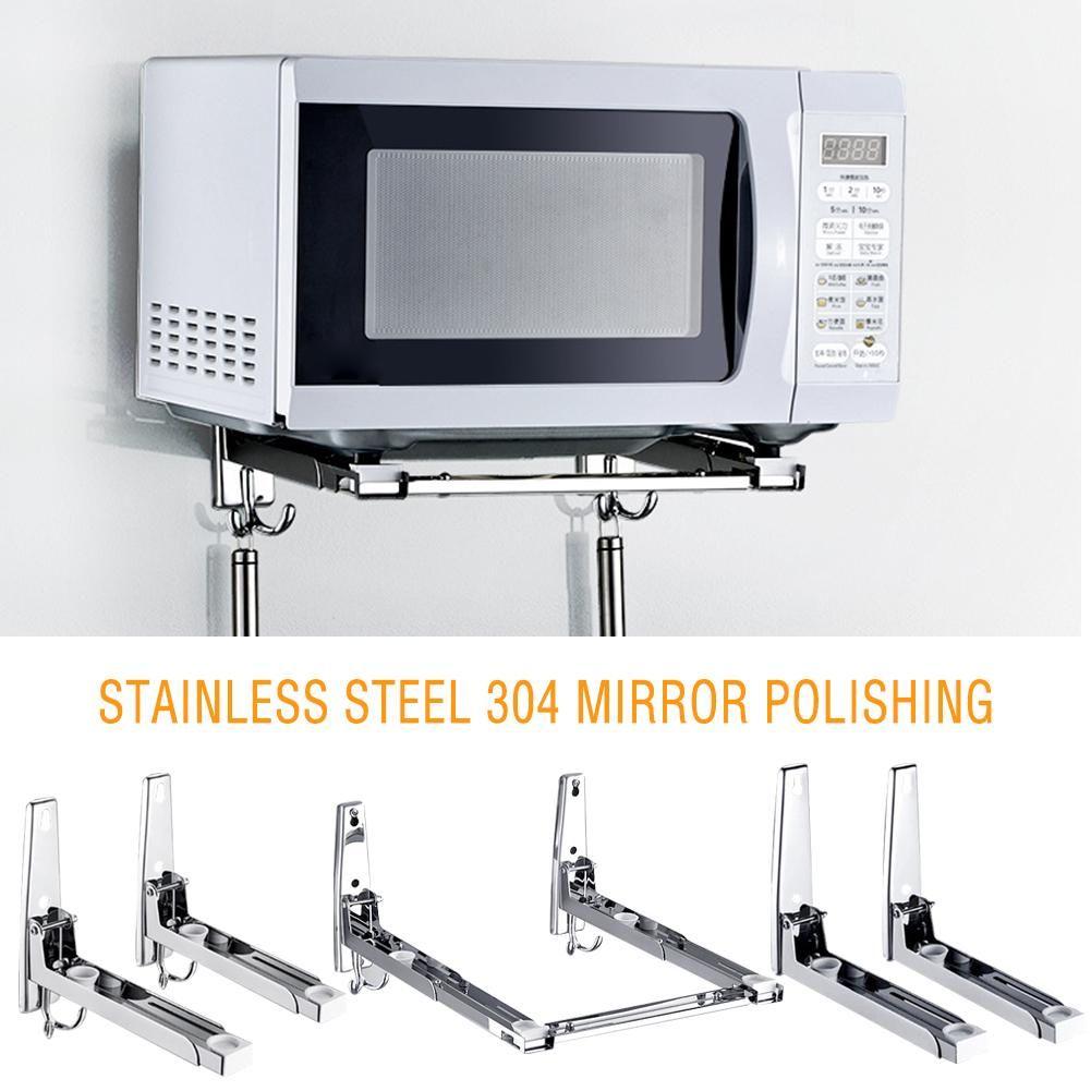 meetoz 304 stainless steel microwave