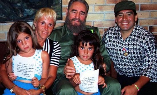 """مارادونا اليساري..""""تشي الرياضة"""" و""""ابن"""" كاسترو و""""جندي"""" مادورو – فيديو -  المدينة نيوز"""