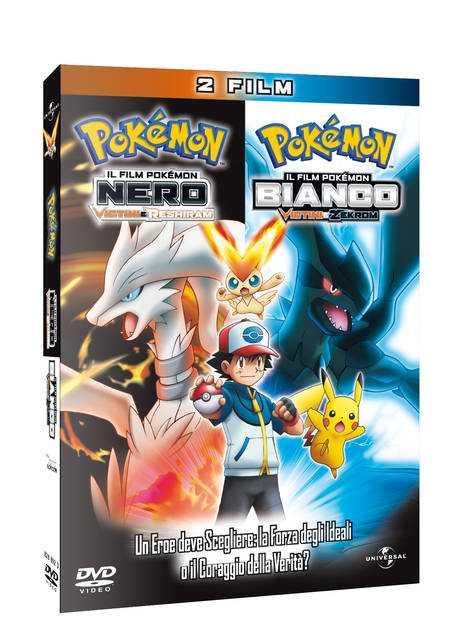 Pokémon Movie 14 Nero e Bianco DOWNLOAD ITA (2011)