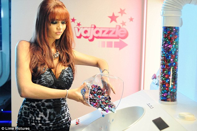 """Bling For Your Banjo: The DIY Vajazzle """"Road"""" Tested. No"""