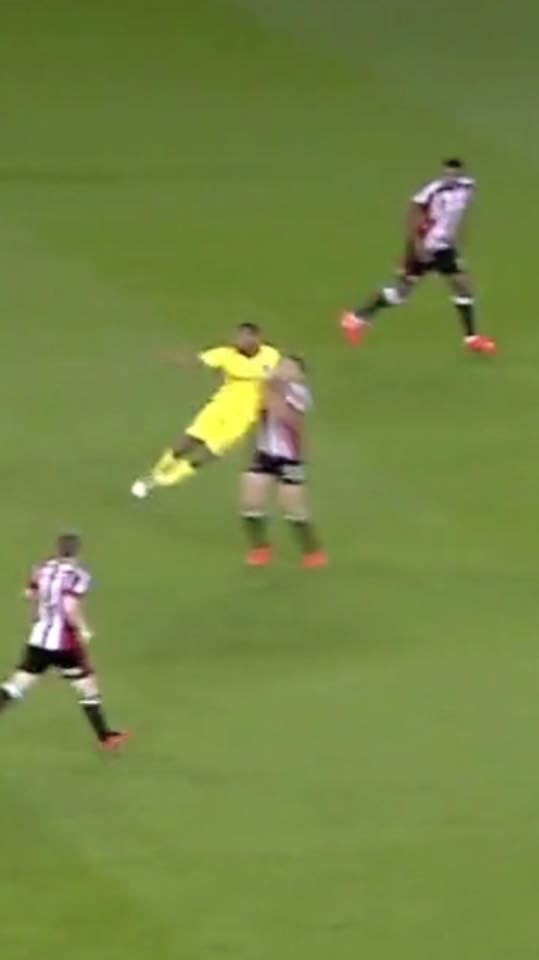 Stung by a Sharp Blade: Sheffield United Away