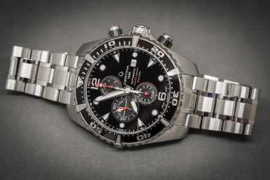 Certina DS Action Diving Chronograph