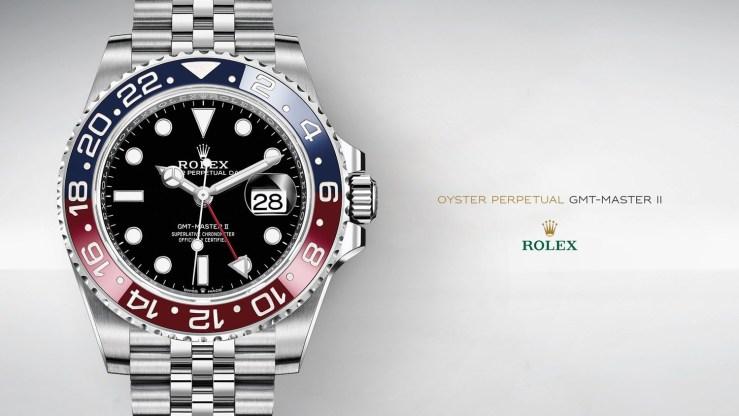 Rolex stanser produksjonen