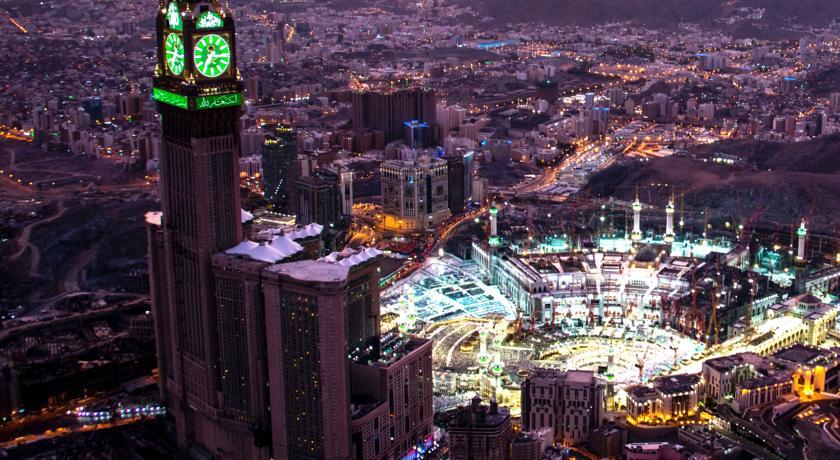 برج ساعة مكة الملكي فندق فيرمونت احجز غرفتك في برج ساعة مكة