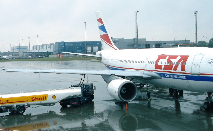Airlines Are Undercharging You For Fuel