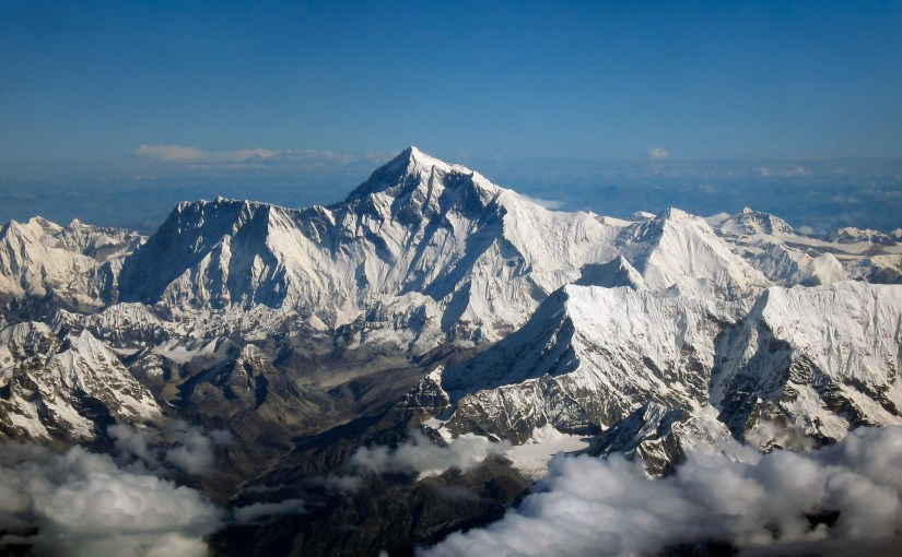 The Only Thing Tougher Than Climbing Everest is Raising The Funds