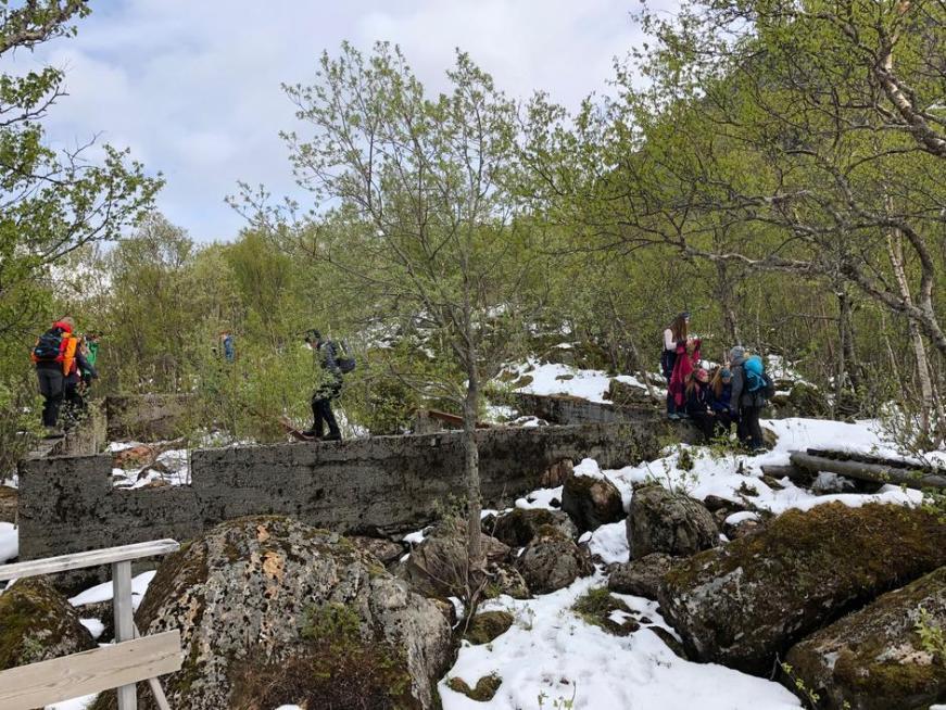 Opptur 2019 - Bremanger kommune — Keipen Turlag