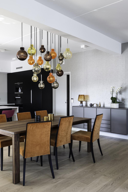 Lyseffekter Lar Interioret Komme Til Sin Rett Ramsoskar Interiorarkitekter