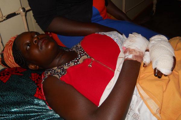 Image result for Husband slits wife's throat over enroling in US nursing school