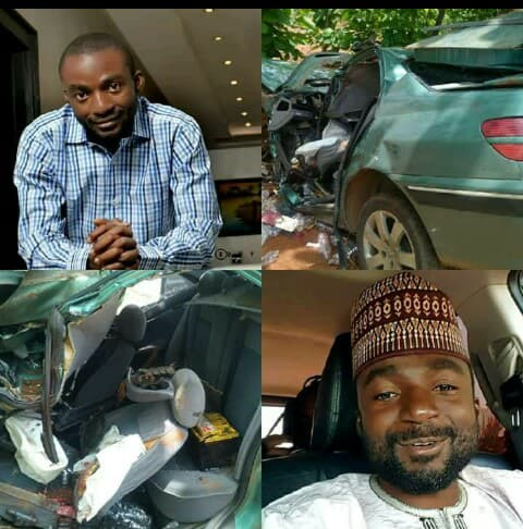 HEART BREAKING!! Groom dies in car accident a week before his wedding in Bauchi [Photos]