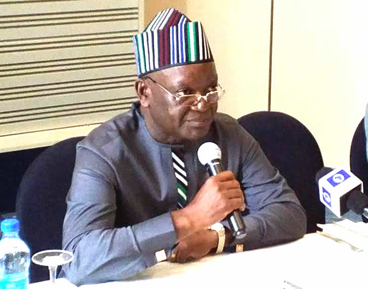 Image result for I'm yet to declare for any party – Governor Ortom