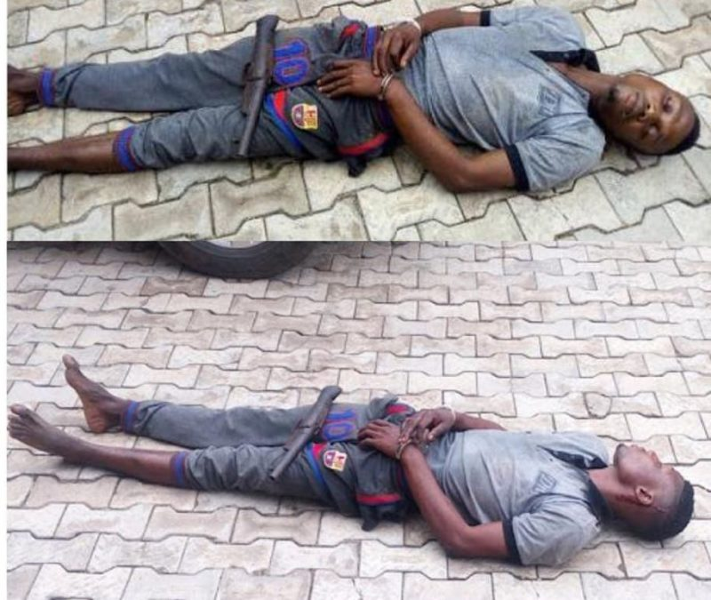 Image result for Kidnapper' who took tramadol dies after sleeping for nine days
