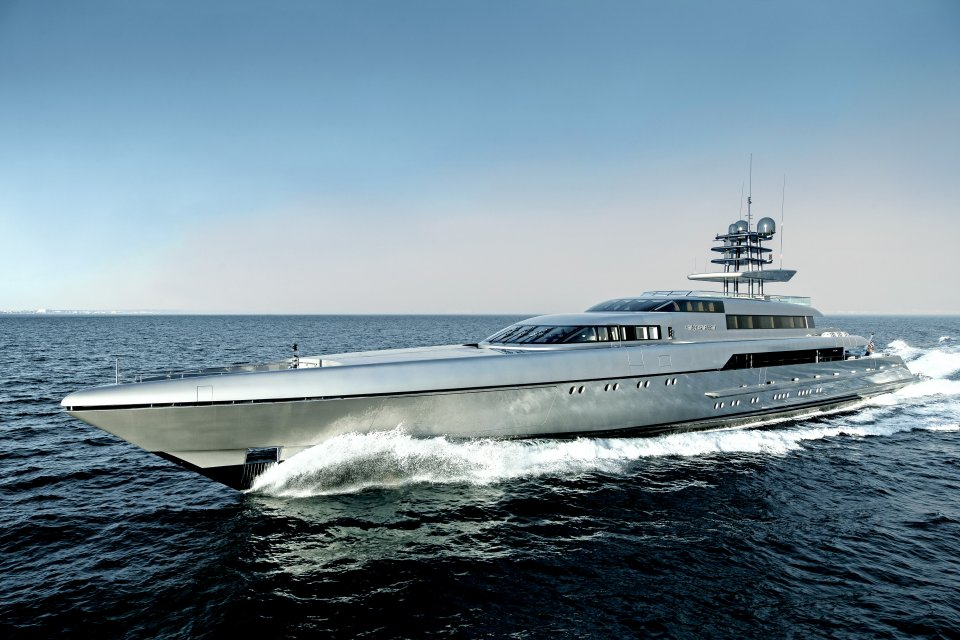 SILVER FAST Luxury Yacht For Sale Superyacht Sales