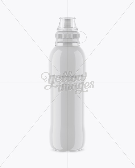 Download 500ml Pet Bottle With Cola Psd Mockup Yellowimages