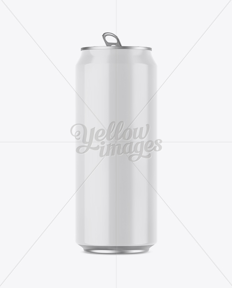 Download Glossy Aluminium Drink Can Psd Mockup Yellowimages