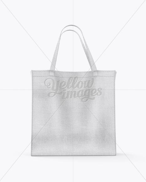 Download Mockup Drawstring Bag Yellow Images