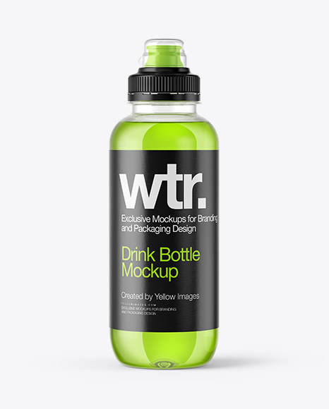5996c13930a2d Energy Drink Bottle with Sport Cap Mockup templates