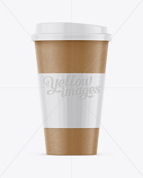 Download Matte Coffee Cup Holder Psd Mockup Yellowimages