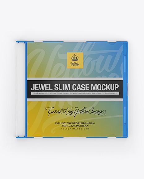 59d6b65715027 Jewel Slim Case Mockup - Front View templates