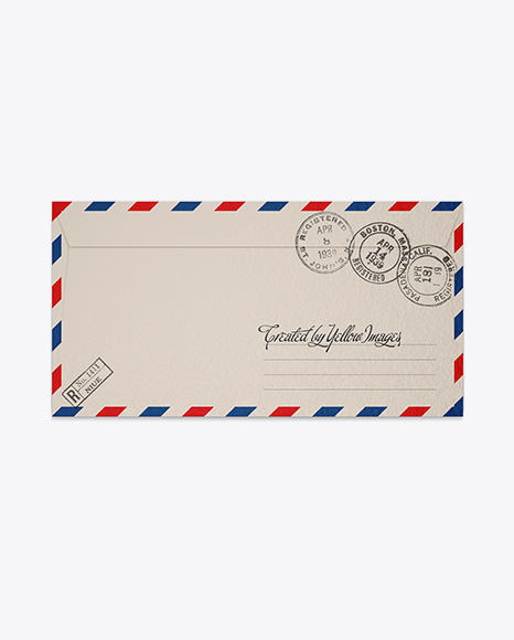 Download Envelope Mockup Psd Free Yellowimages
