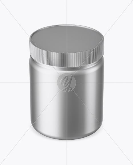 Download Plastic Jar Mockup Free Yellowimages