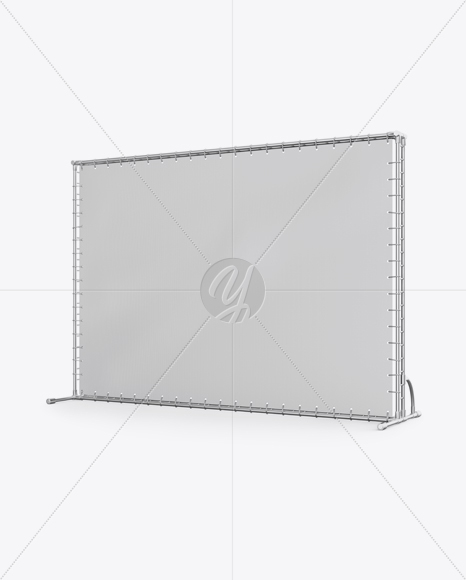 Download Free A Metal Logo Mockup On A Wall Yellowimages