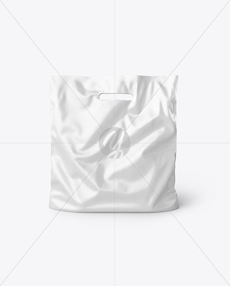 Apply your design on the tote bag by editing the smart layer and change the background color if necessary. Plastic Carrier Bag Mockup In Object Mockups On Yellow Images Object Mockups