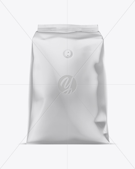 Download 1kg Matte Coffee Bag Psd Mockup Yellowimages