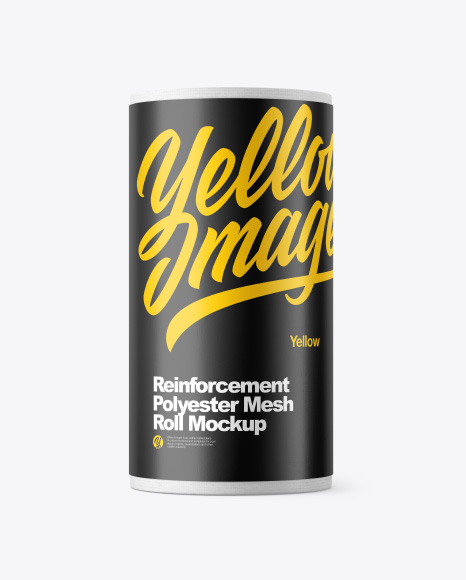 Download Reinforcement Polyester Mesh Roll Psd Mockup Yellowimages