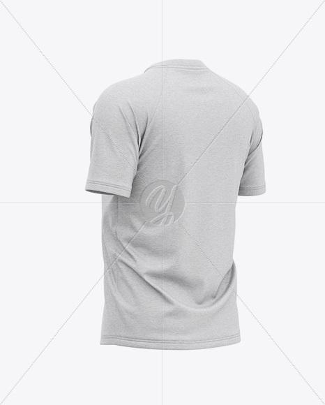 Download Free Download Mockup T Shirt Raglan Yellowimages