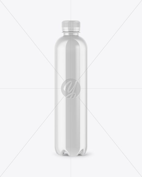 Download Plastic Glossy Bottle Psd Mockup Yellow Images