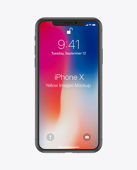 Download Apple Iphone X Mockup Psd Yellowimages