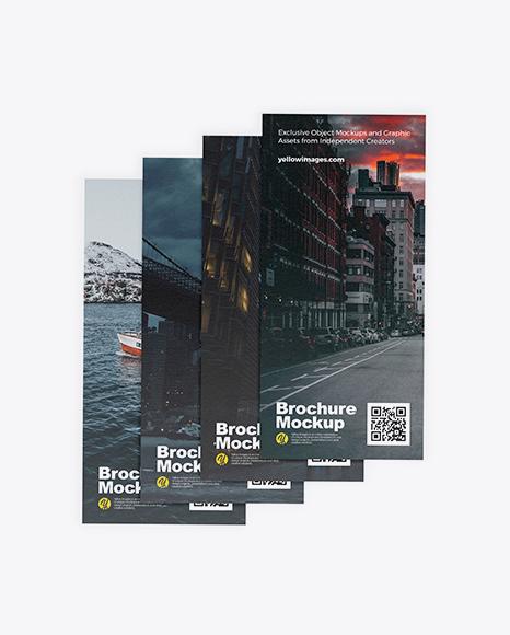 Download Brochure Design Mockup Psd Yellow Images
