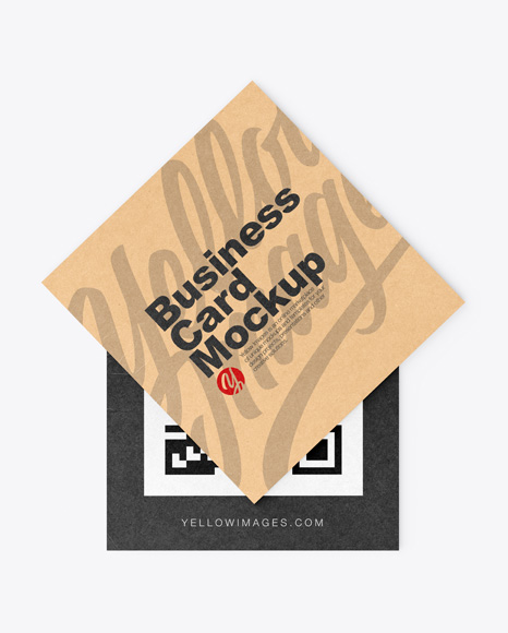 Download Mockup Business Card Free Yellowimages