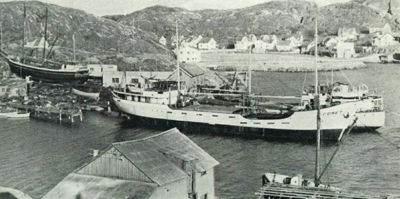 Skärhamns Slip 1961