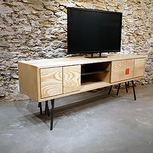 meuble tv sur mesure faber place